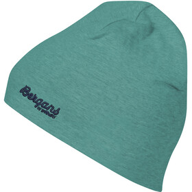Bergans Cotton Beanie Kids greenlake